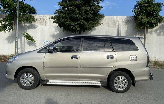 Bán ô tô Toyota Innova đăng ký 2011, màu vàng, mới 95%, giá tốt 370 triệu đồng3