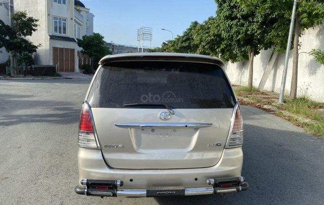 Bán ô tô Toyota Innova đăng ký 2011, màu vàng, mới 95%, giá tốt 370 triệu đồng6