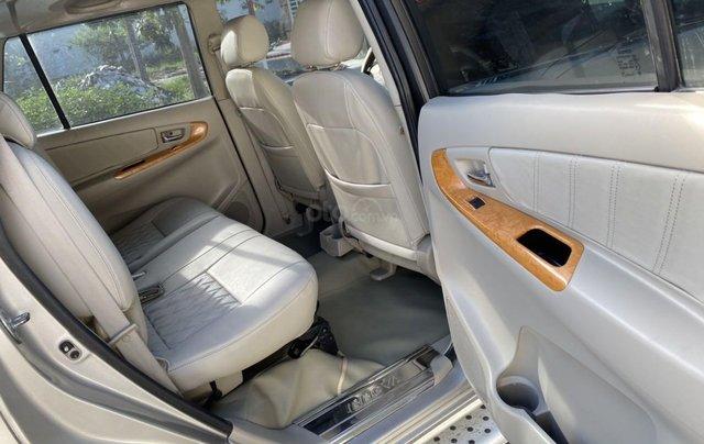 Bán ô tô Toyota Innova đăng ký 2011, màu vàng, mới 95%, giá tốt 370 triệu đồng11