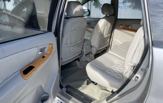 Bán ô tô Toyota Innova đăng ký 2011, màu vàng, mới 95%, giá tốt 370 triệu đồng9