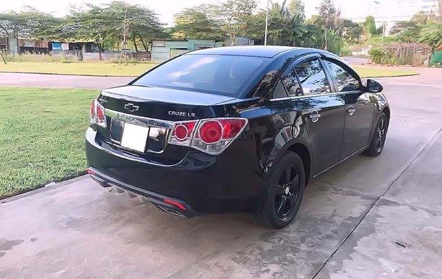 Bán Chevrolet Cruze năm sản xuất 2013, màu đen, giá chỉ 312 triệu1