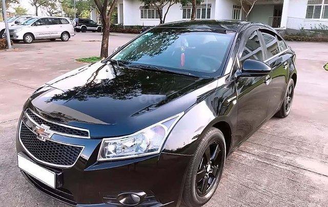 Bán Chevrolet Cruze năm sản xuất 2013, màu đen, giá chỉ 312 triệu0
