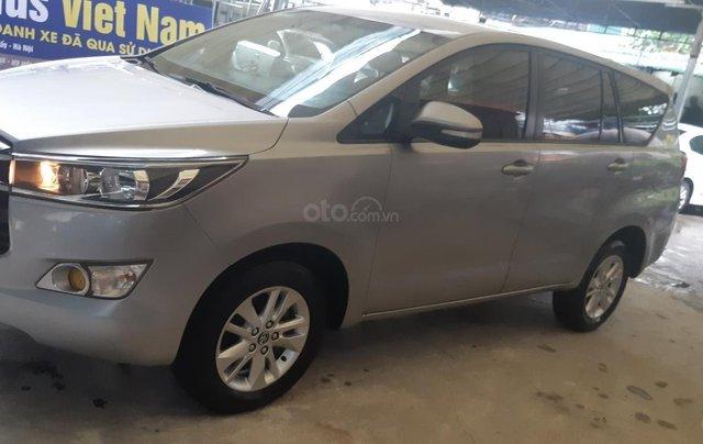 Bán ô tô Toyota Innova E sản xuất năm 2016, màu bạc1