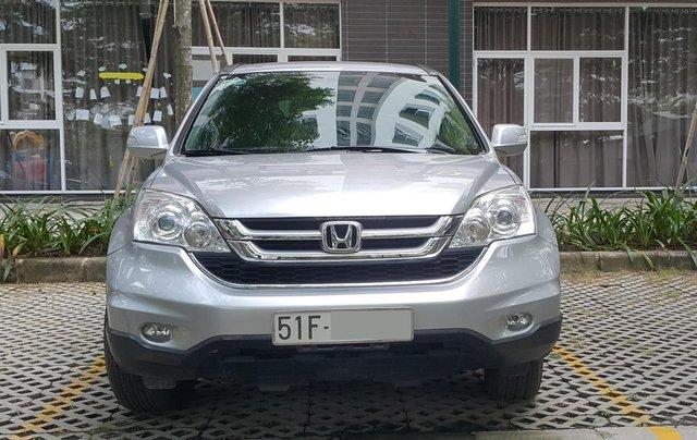 Bán xe Honda CRV 2012 - giá 580tr0