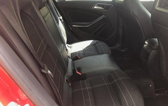 Bán CLA2000 sản xuất 2015, màu đỏ, xe quá mới đi 46.000km, xe bao kiểm tra tại hãng8