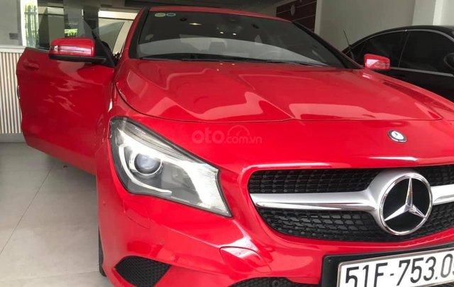 Bán CLA2000 sản xuất 2015, màu đỏ, xe quá mới đi 46.000km, xe bao kiểm tra tại hãng9