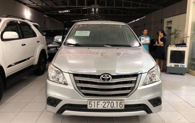 Bán xe Toyota Innova E gia đình trùm mền0