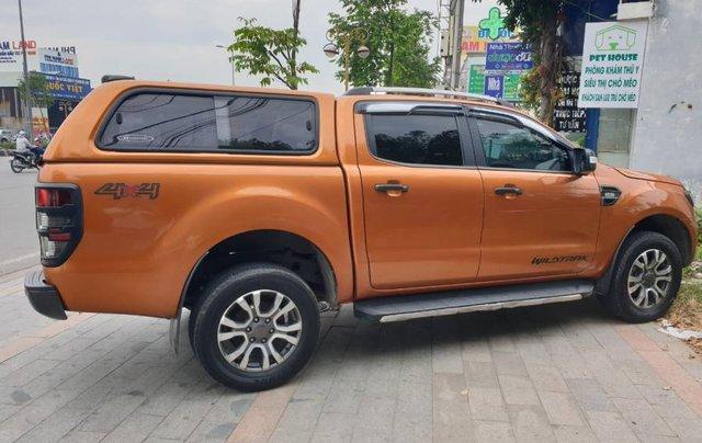 Cần bán xe Ford Ranger sản xuất năm 2017, xe nhập chính hãng1