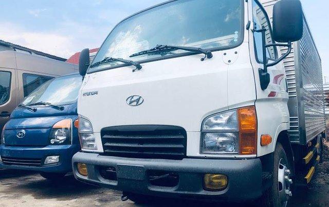 Bán Hyundai Mighty N250SL năm sản xuất 2019, màu trắng, xe có sẵn, giao nhanh5