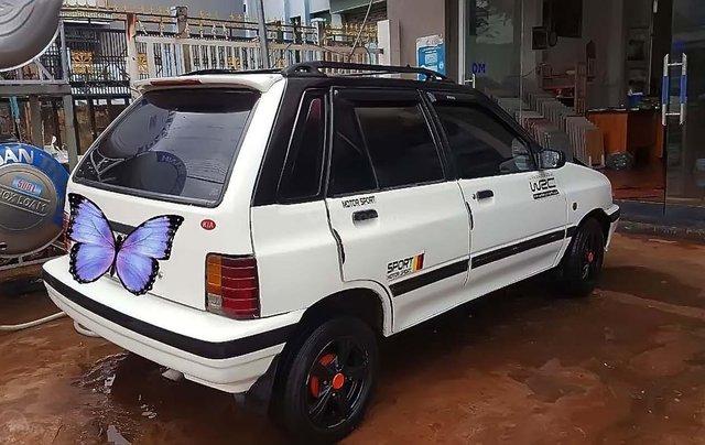 Cần bán Kia Pride sản xuất năm 2000, màu trắng, xe gia đình1