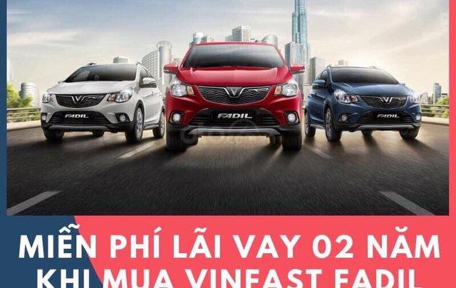 Vinfast Fadil 2019 - Giảm giá cuối năm - Giao nhanh toàn quốc 0