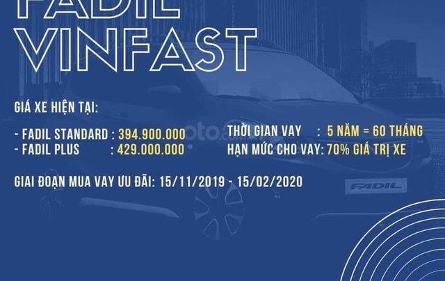 Vinfast Fadil 2019 - Giảm giá cuối năm - Giao nhanh toàn quốc 4