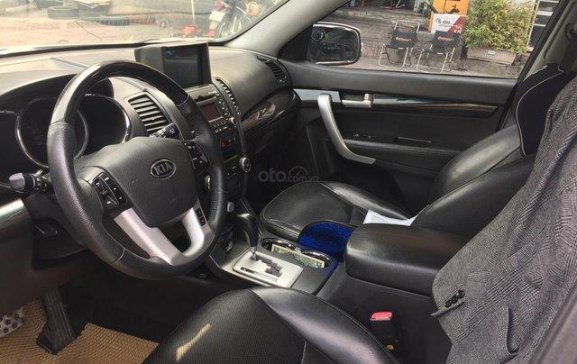 Cần bán xe Kia Sorento DAT 4WD năm 2010, màu xám (ghi), nhập khẩu nguyên chiếc0