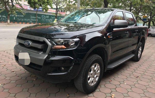 Bán ô tô Ford Ranger đời 2015, màu đen tên công ty xuất hóa đơn giá chỉ 530 triệu đồng1
