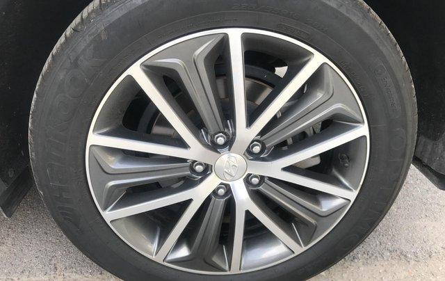 Bán Hyundai Tucson 2015 nhập khẩu bản đủ, màu trắng13