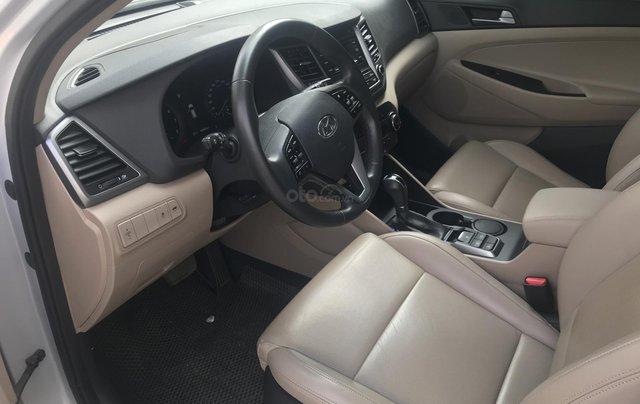 Bán Hyundai Tucson 2015 nhập khẩu bản đủ, màu trắng4