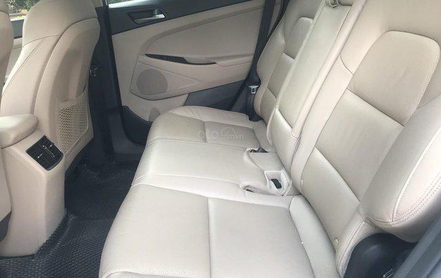 Bán Hyundai Tucson 2015 nhập khẩu bản đủ, màu trắng8
