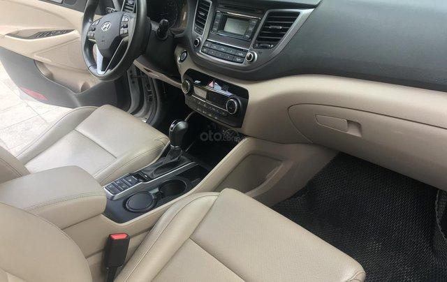 Bán Hyundai Tucson 2015 nhập khẩu bản đủ, màu trắng6