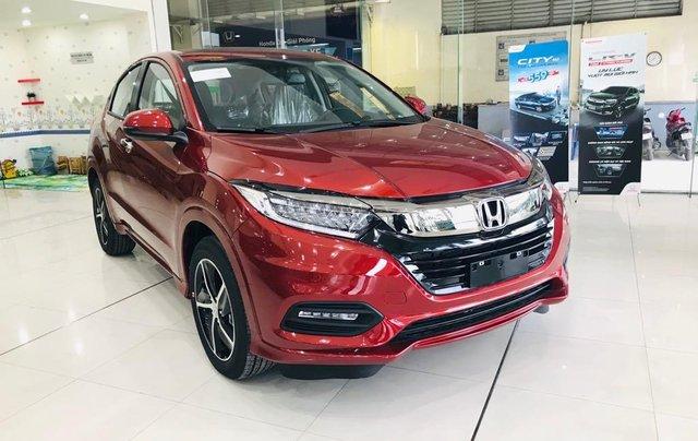 Bán Honda HR-V đủ màu giao ngay, khuyến mại tiền mặt gần trăm triệu + phụ kiện cho anh em chơi tết, LH: 0916 53 83 882