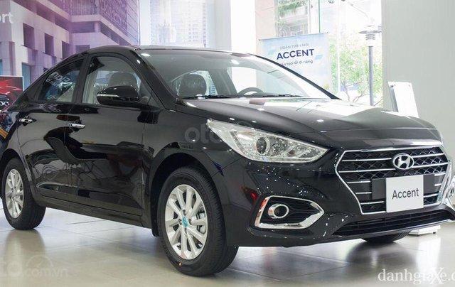 Cần bán Hyundai Accent số sàn full đời 2019, màu đen5