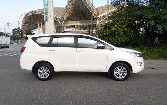 Bán Toyota Innova sản xuất 2018, màu trắng giá cạnh tranh xe còn mới nguyên4