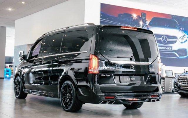 Cần bán xe Mercedes V250 Luxury đời 2019, màu đen, nhập khẩu4