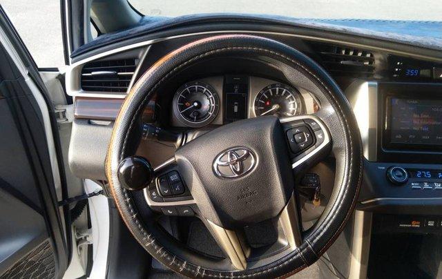 Bán Toyota Innova sản xuất 2018, màu trắng giá cạnh tranh xe còn mới nguyên6