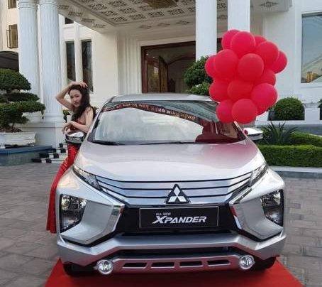 Cần bán xe Mitsubishi Xpander MT đời 2019, màu trắng, nhập khẩu nguyên chiếc1
