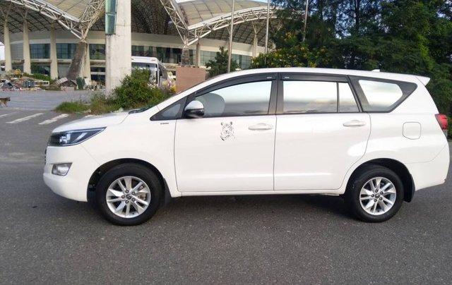 Bán Toyota Innova sản xuất 2018, màu trắng giá cạnh tranh xe còn mới nguyên1