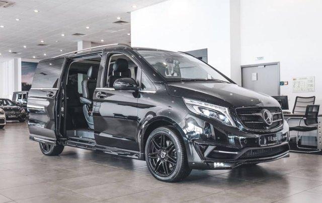 Cần bán xe Mercedes V250 Luxury đời 2019, màu đen, nhập khẩu10