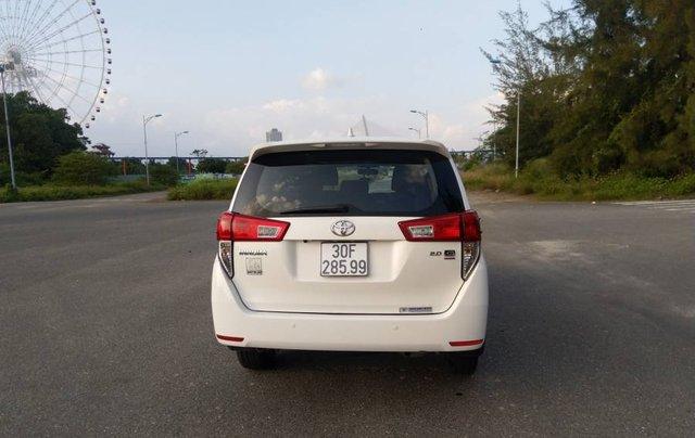 Bán Toyota Innova sản xuất 2018, màu trắng giá cạnh tranh xe còn mới nguyên3