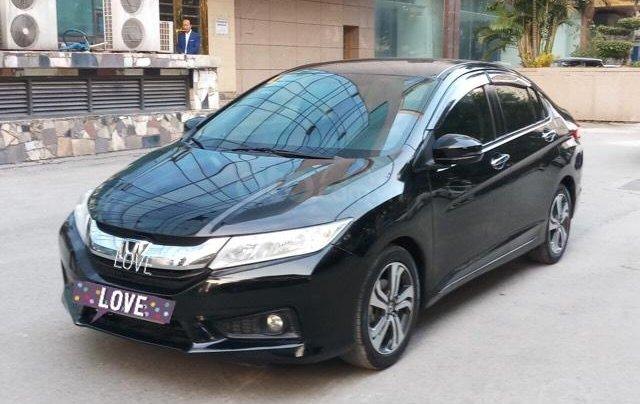 Ô Tô Thủ Đô bán xe Honda City AT 2017, màu đen 505tr0