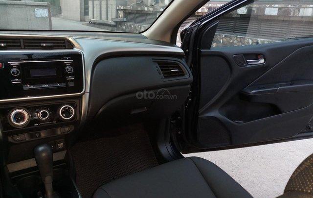 Ô Tô Thủ Đô bán xe Honda City AT 2017, màu đen 505tr11