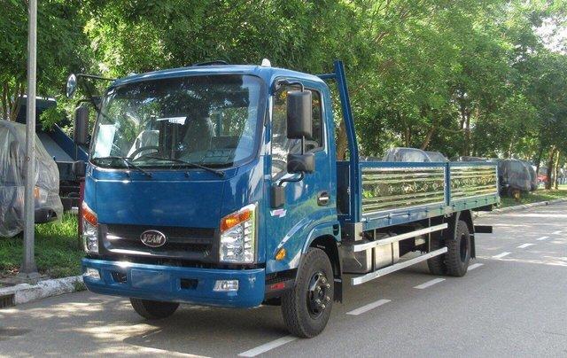 Xe tải nặng Veam thùng lửng 6m2- đảm bảo giá rẻ hơn thị trường0