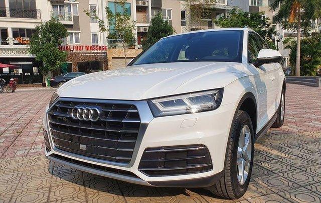 Cần bán xe Audi Q5 2.0 Quattro đời 2018, màu trắng, nhập khẩu0