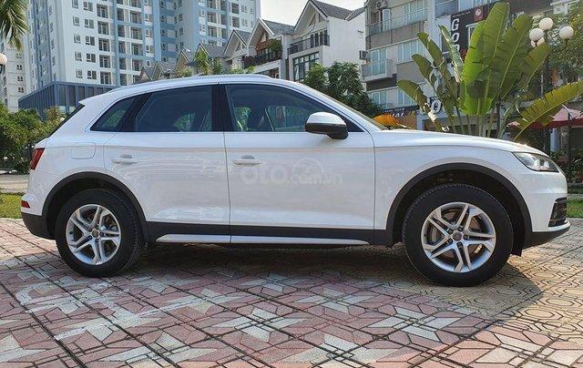 Cần bán xe Audi Q5 2.0 Quattro đời 2018, màu trắng, nhập khẩu1