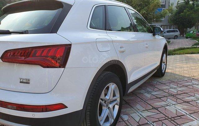 Cần bán xe Audi Q5 2.0 Quattro đời 2018, màu trắng, nhập khẩu2