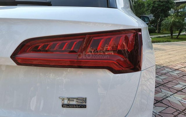 Cần bán xe Audi Q5 2.0 Quattro đời 2018, màu trắng, nhập khẩu4