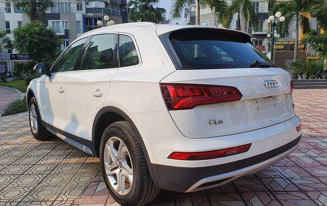 Cần bán xe Audi Q5 2.0 Quattro đời 2018, màu trắng, nhập khẩu6