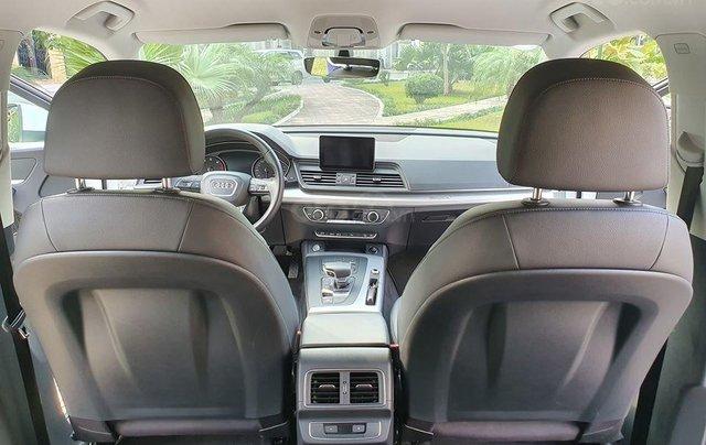 Cần bán xe Audi Q5 2.0 Quattro đời 2018, màu trắng, nhập khẩu10