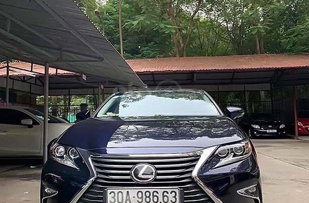Bán Lexus ES 250 đời 2016, màu xanh lam, xe nhập, chính chủ4