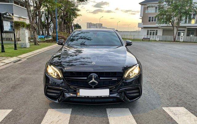 MBA Auto - Bán xe Mercedes E300 AMG nhập khẩu màu đen nhập khẩu model 2018 - Trả trước 800 triệu nhận xe ngay3