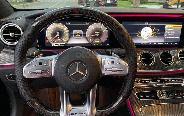 MBA Auto - Bán xe Mercedes E300 AMG nhập khẩu màu đen nhập khẩu model 2018 - Trả trước 800 triệu nhận xe ngay4