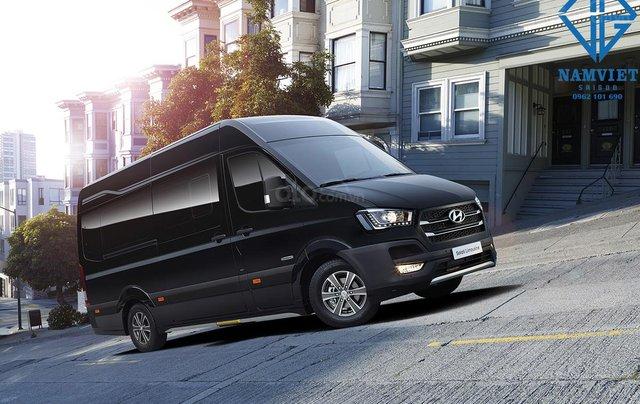 Cần bán Hyundai Solati đời 2019, màu đen0