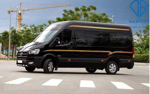 Cần bán Hyundai Solati đời 2019, màu đen1