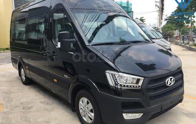 Cần bán Hyundai Solati đời 2019, màu đen2