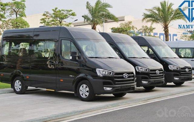 Cần bán Hyundai Solati đời 2019, màu đen4