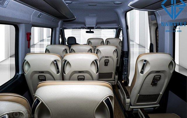 Cần bán Hyundai Solati đời 2019, màu đen6