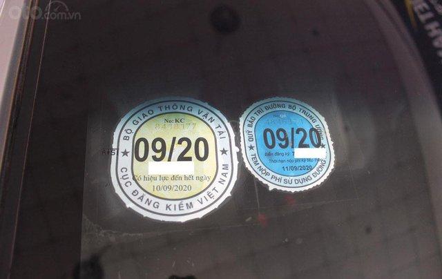 Bán Chevrolet Spark LTZ 1.0AT đời 2014, màu bạc9