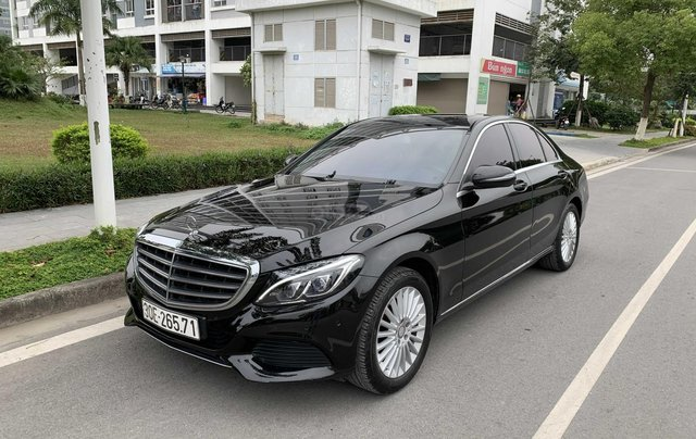 Bán xe Mercedes C250 model 20170